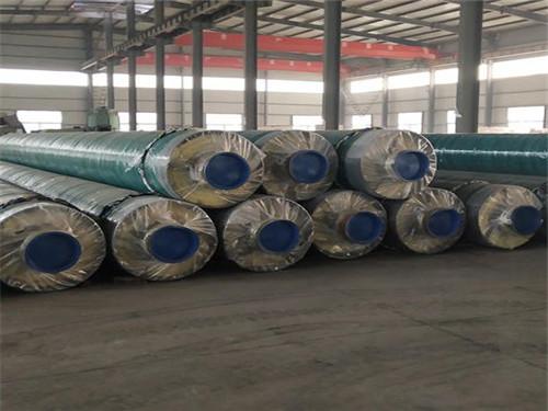 纳米气凝胶钢套钢保温管厂家产品的保温计算